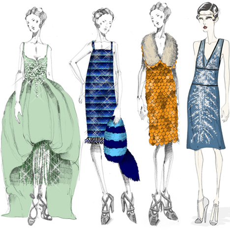 Prada designs Gatsby