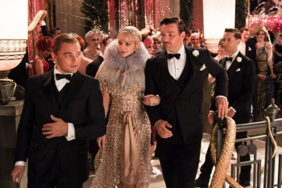 carey mulligan in prada gatsby