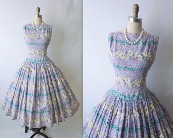 vintage dress for sale